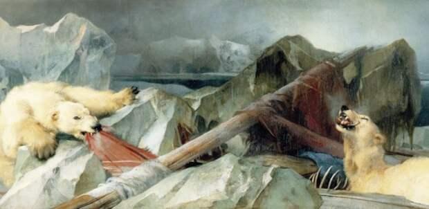 Каннибалы во льдах: 171 год оставалась загадкой судьба легендарной северной экспедиции
