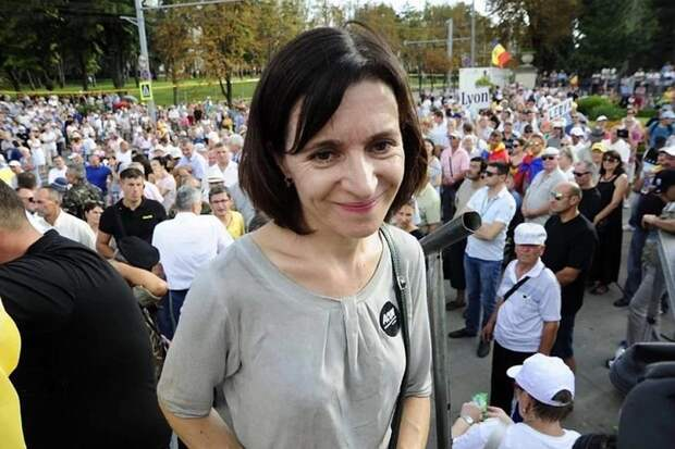 Выборы президента Молдавии: Майя Санду побеждает, набрав 56 процентов голосов