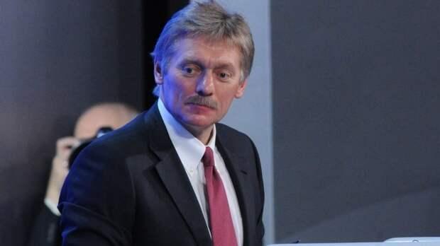 """Песков отметил, что не стоит ожидать серьезных """"подвижек"""" от встречи Байдена и Путина"""