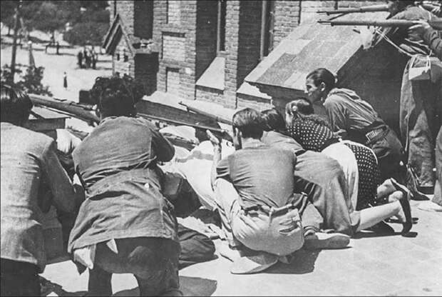 Зачем Советский Союз воевал в Испании?