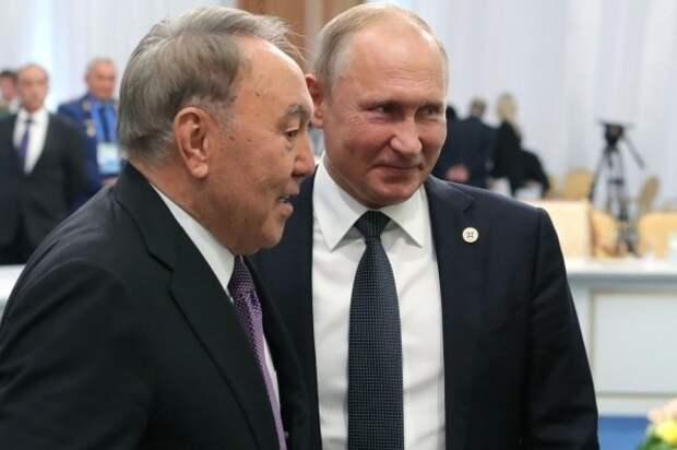 Володя, я ухожу. В Астане раскрыли детали телефонного разговора Назарбаева с Путиным