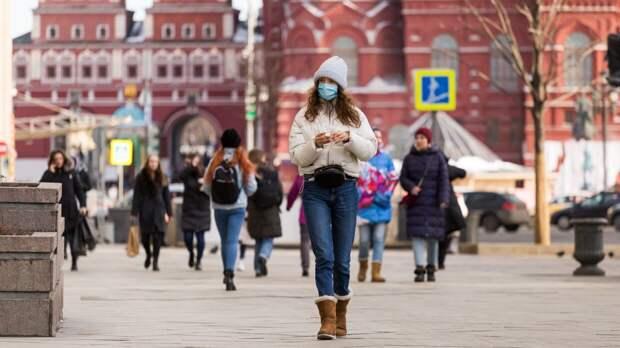 Власти Москвы высказались о росте заболеваемости коронавирусом