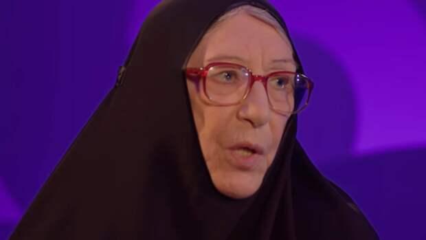 Актриса Васильева озвучила причину ухода в монастырь