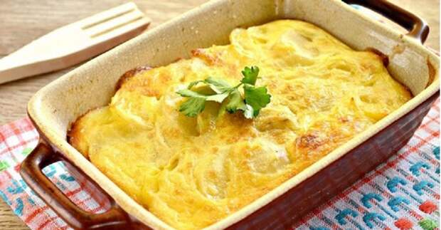 Филе рыбы с картошкой: простые рецепты полезных блюд