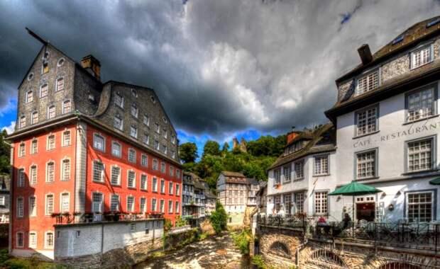 Город «пряничных» домиков: как немецкий Моншау сумел не перестроиться на протяжении 300 лет