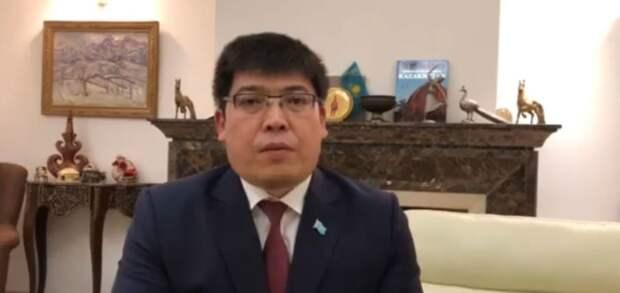 Токаев назначил Алимбаева вице-министром иностранных дел