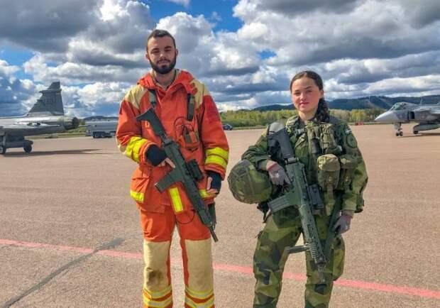Ключевой союзник НАТО: шведское СМИ о роли «нейтральной» Швеции в случае войны с Россией