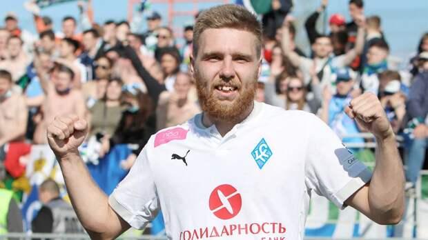 «Краснодар» хочет приобрести лучшего бомбардира «Крыльев Советов» Сергеева. У него 39 голов в 37 матчах ФНЛ