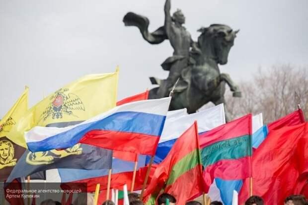 Гаспарян считает, что Россия может присоединить Приднестровье