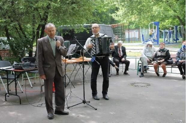 Музыкальный конкурс прошёл на Флотской