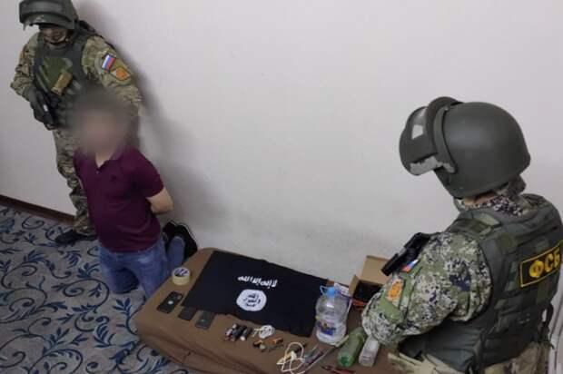 В Адыгее предотвратили теракт