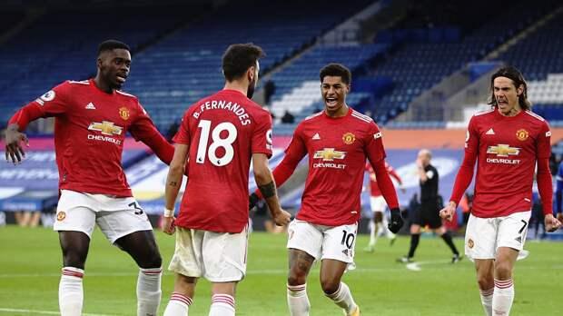 «Манчестер Юнайтед» — «Милан»: стартовые составы
