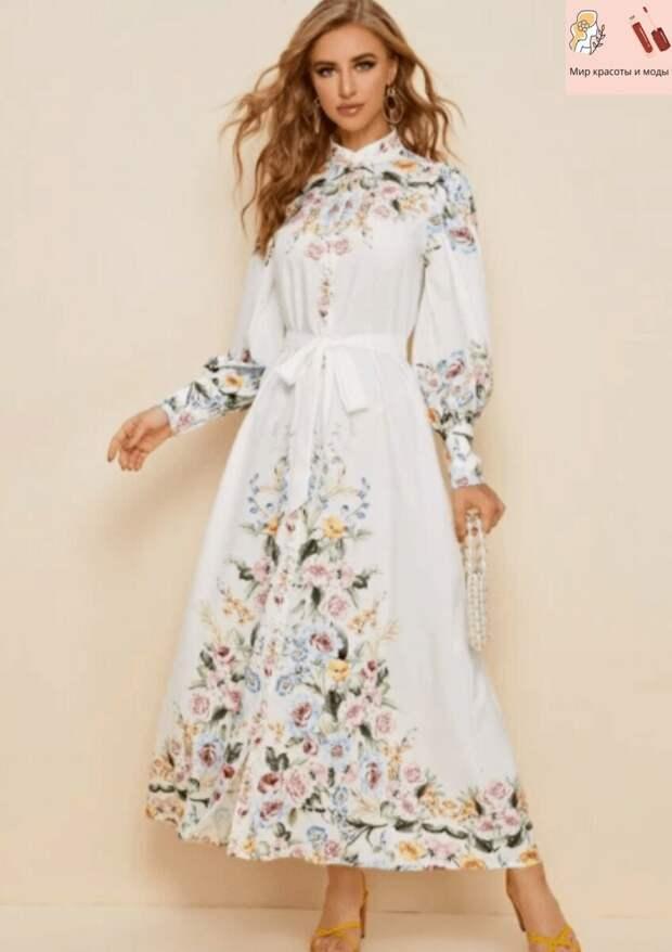 Изыщные, лёгкие и нежные платья на весну 2021: базовые и просто классические модели красоты!
