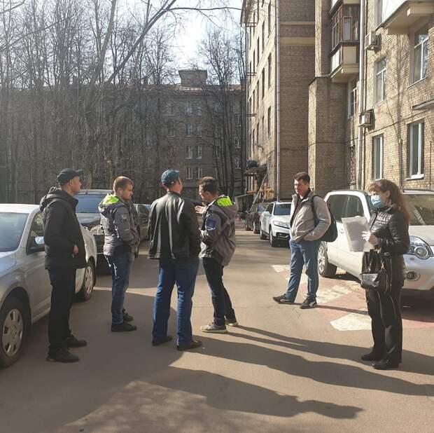 Ямочный ремонт асфальта запланирован во дворе на Ярославской — управа
