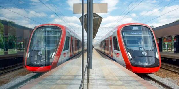 До конца года на МЦД поставят 180 новых вагонов поездов «Иволга» . Фото: mos.ru