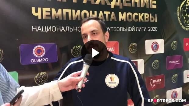 "Рамиль Мехдиев ""НидТуЛид"" (интервью)"