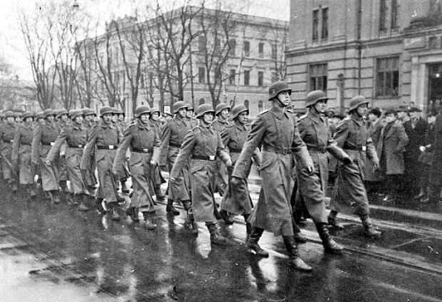 Латышские легионеры СС: солдаты или преступники