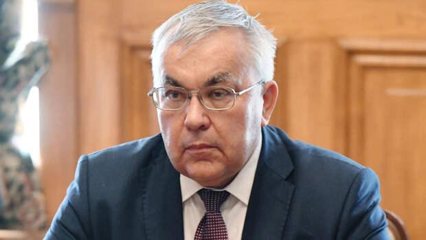 МИД России осудил насилие против мирных жителей в Израиле и Палестине