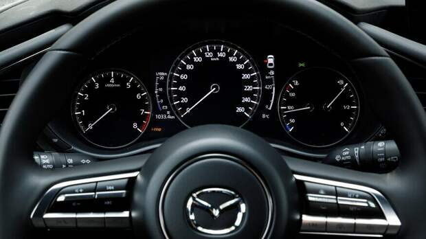 Mazda3 2.5 л Turbo 2021