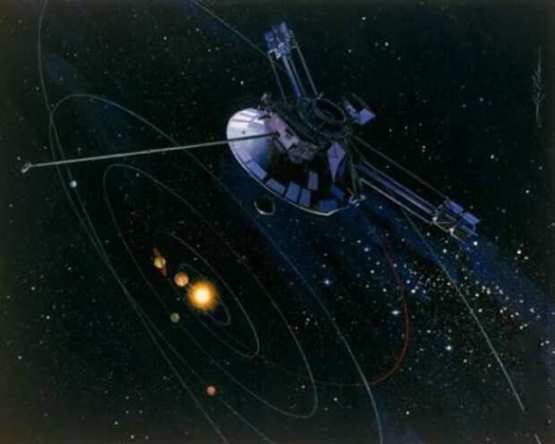 Загадки космоса, которым нет объяснения (фото)