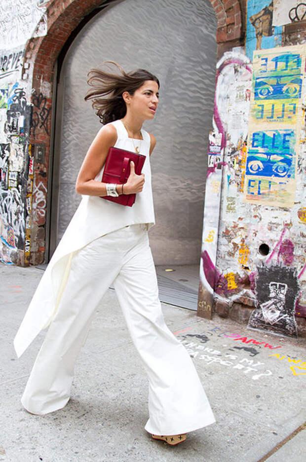 Оттенки белого: как носить их летом 2019-го (5 рецептов от стилиста)