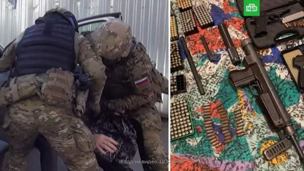 ФСБ задержала 55 подпольных оружейников в 21 регионе России