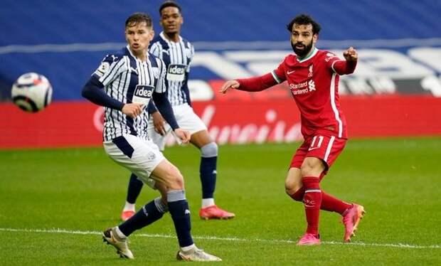 Гол Алиссона помог «Ливерпулю» вырвать победу у «Вест Бромвича»