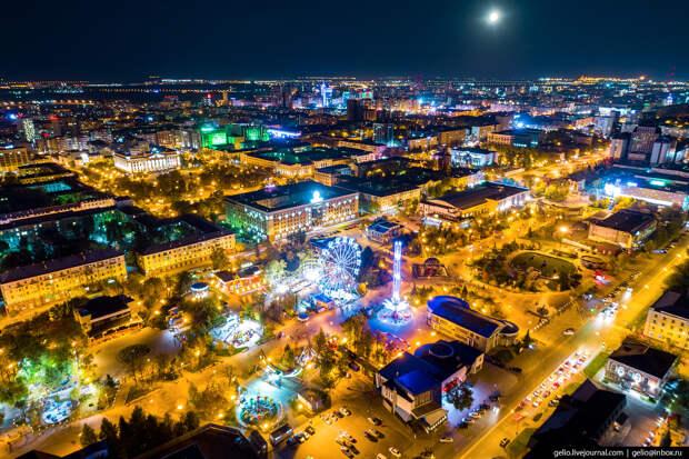 Какой город России по всем рейтингам самый классный? Не Москва