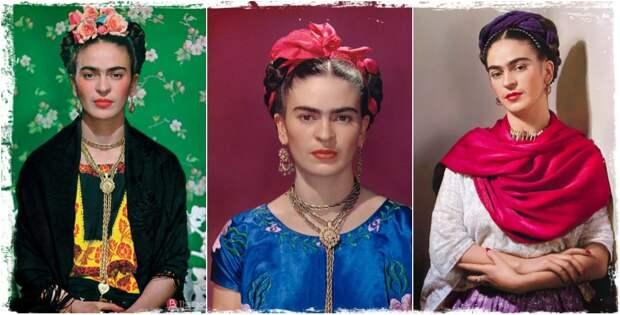 Фрида Кало: женщина, превратившая недостатки в индивидуальный стиль