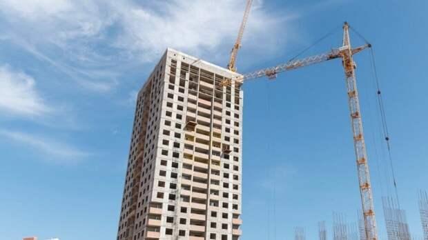Минстрой РФ оценил число выданных разрешений на строительство жилья в 2021 году