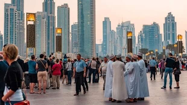 ОАЭ нарастили объем иностранных инвестиций на 44%