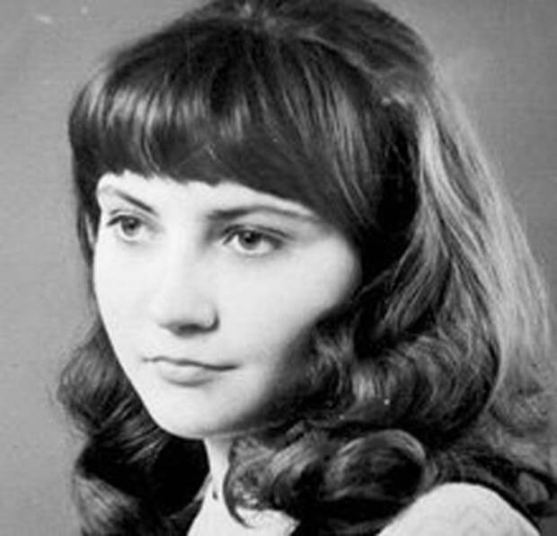 Лилия Макеева в молодости. / Фото: www.kino-teatr.ru