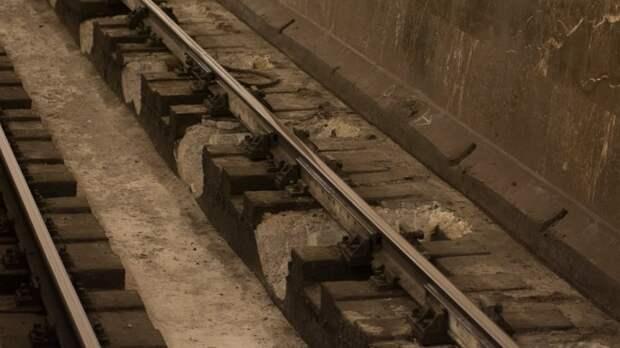 В Хабаровском крае беспечность родителей привела к тому, что ребенка потоком воздуха бросило на рельсы перед проходящим поездом