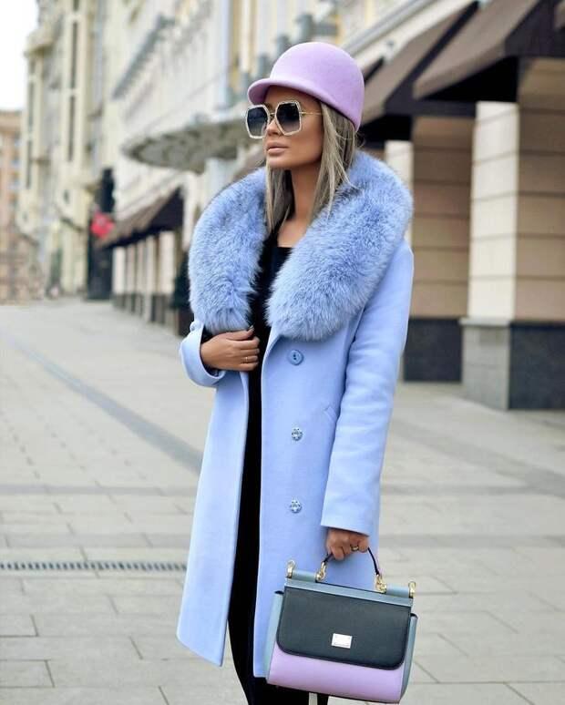 31 образ стильной верхней одежды зима 2018