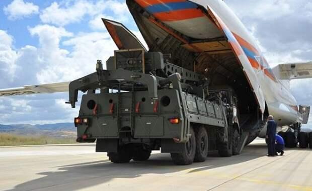 Турция не намеренна отказываться от покупки российских ЗРК С-400