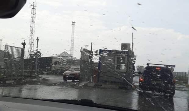 Ростовчане заявили, что немогут попасть вДонбасс