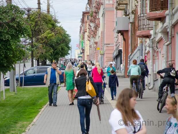 Индекс самоизоляции в Ижевске впервые за полтора месяца опустился ниже единицы