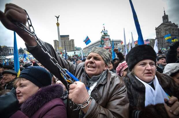 На украинском ТВ взбунтовались: надоела мова, хотим говорить на русском языке