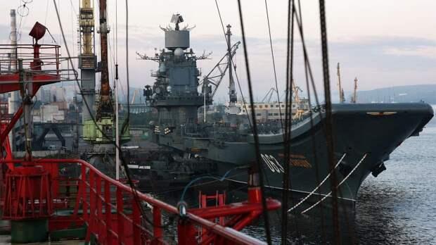 ВМФ России хочет три новых авианосца. Сколько нужно денег и на что еще их мог...