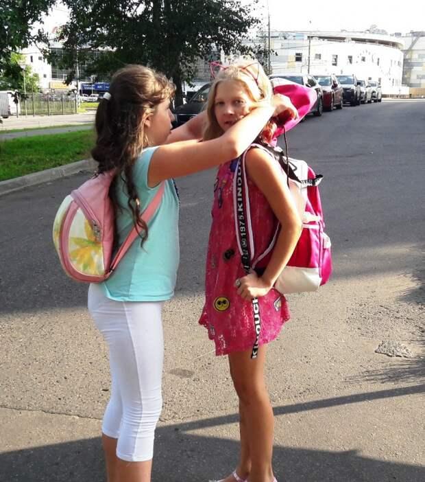 Рюкзаки с капюшонами  (трафик)