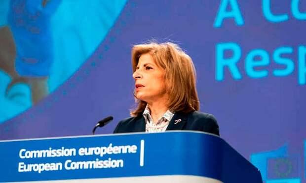 Производители вакцин подкупили еврокомиссара?