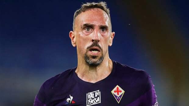 38-летний Рибери хочет продлить контракт с «Фиорентиной»