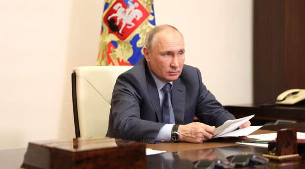 «Именно такой лексики он еще не применял». Климкина испугали слова Путина об Украине