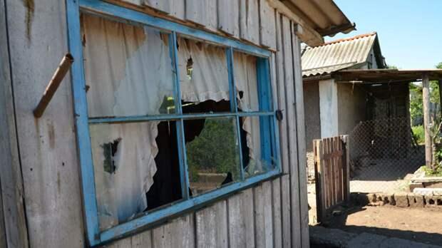 В ЛНР заявили об обстреле ВСУ сёл Калиновка и Нижнее Лозовое