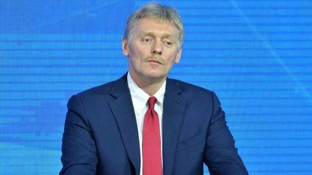 Песков надеется на предметный диалог с Киевом по встрече Путина и Зеленского