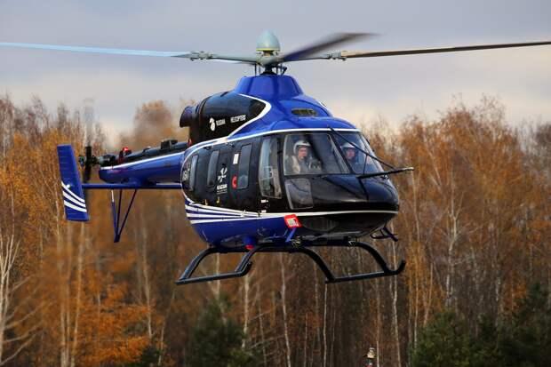 «Вертолеты России» планируют развивать региональную авиацию