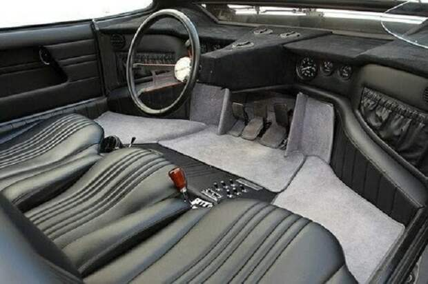 Bizzarrini Manta Concept - 1968 авто, история, факты