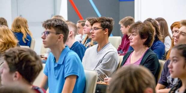 В экоцентре на Ленинградке появится книжный клуб
