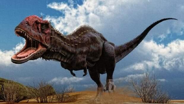 Узнайте, где бы ваш дом находился во времена, когда по Земле бродили динозавры