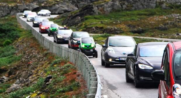 Китайская Nio наладит поставки электромобилей в Норвегию осенью этого года